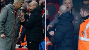 Arsene Wenger gets four-match touchline ban
