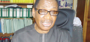 US blocks $550m Abacha loot – Itse Sagay