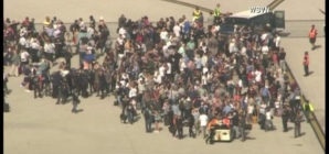 Multiple people shot at Ft. Lauderdale airport Florida