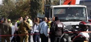 Four dead in Jerusaalem terror attack