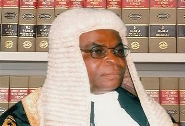 Presidency nominates Onnoghen Chief Justice of Nigeria