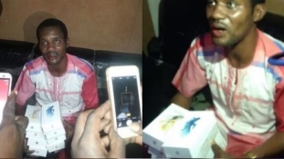Film-maker, Seun Egbegbe, arrested for $60,000 fraud