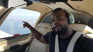 Nigerian makes history as first ever African pilot to fly the world solo