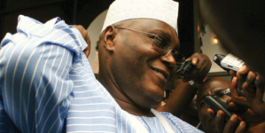 Atiku hints at 2019 presidential bid; says Nigeria needs a 'right kind of leadership'