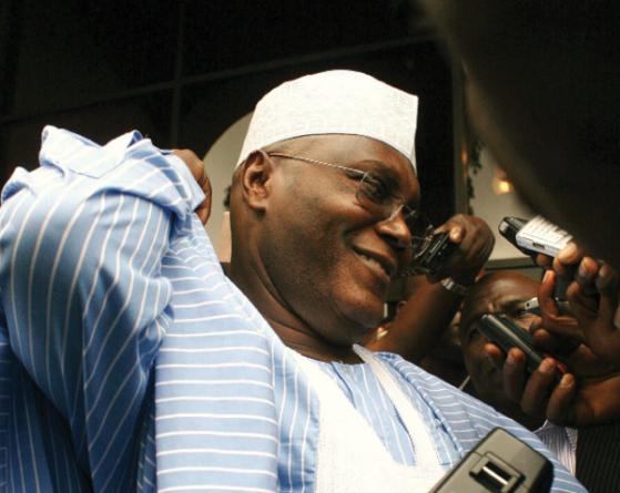 Atiku hints at 2019 presidential bid; says Nigeria needs a 'right kind of leadership'