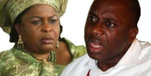 Amaechi had problem with Patience, not me — Jonathan