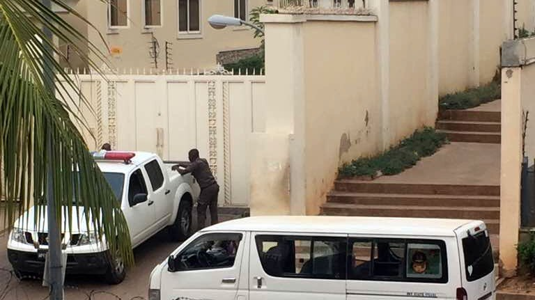 Police raid on Goje's residence may delay passage of 2017 budget