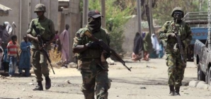 JUST IN: Army foils Boko Haram Attack On Adamawa Towns