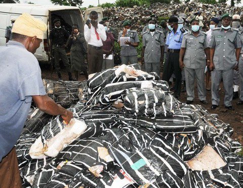 Customs destroy poultry products worth N1.3Bn