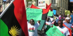South-East govs are afraid to identify with Biafra – Nnamdi Kanu