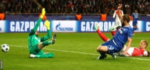 Juventus humbles Monaco 2-0