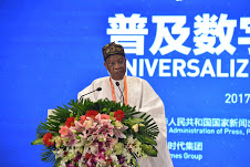 Lai Mohammed, 29 others attend Beijing digital seminar