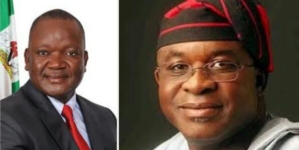 David Mark is jealous of my rising profile- Gov. Ortom