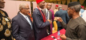 Osinbajo urges Igbos to Shun violence, hate speeches
