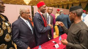 Osinbajo urges Igbos to Shun violence, hate speeches