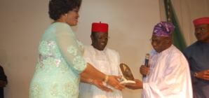PHOTOS: Umahi, others honoured with Zik Prize