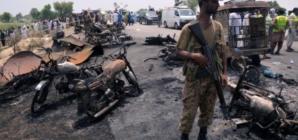 Oil truck explosion kills 132 people in Pakistan