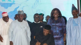 Full Text of Executive order signed by Osinbajo on tax payment