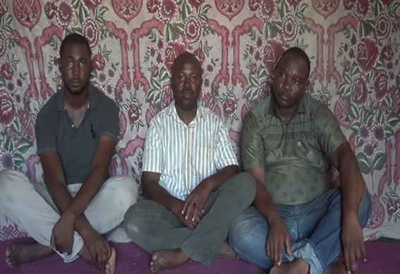 Boko Haram posts picture of abducted UNIMAID staff