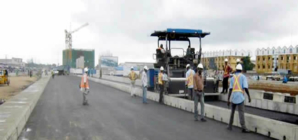 Port road reconstruction may affect over 1million persons, 100,000 companies