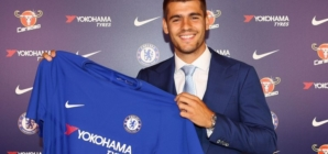 Alvaro Morata signs for Chelsea from Real Madrid on five-year contract