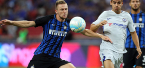 Inter Milan drown Chelsea in final tour game