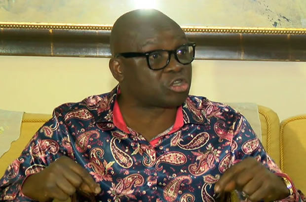 Fayose threatens to sue EFCC, demands N20bn, public apology for placing him on watchlist