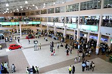 Power failure at Lagos airport grounds activities