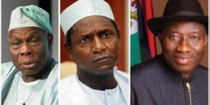 SERAP indicts Obasanjo, Yar'Adua, Jonathan for allegedly squandering N11 trillion electricity fund