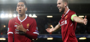 Liverpool ease into Champions League group stages
