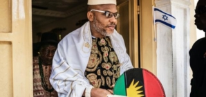 IPOB vows to resist any attempt to re-arrest Nnamdi Kanu by FG