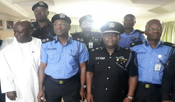 Owoseni out, Edgal in as Lagos Police Commissioner