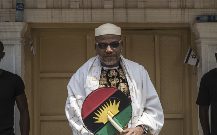 Nnamdi Kanu not in military custody- DHQ