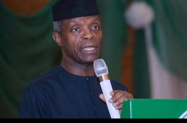 Osinbajo disowns group campaigning for his Presidency in 2019