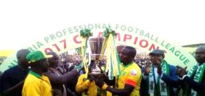Plateau United are NPFL Champions