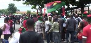 Nigerian killed in India over Biafra