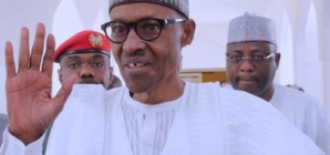 President Buhari apologises to lawmakers over row with Aso rock guards