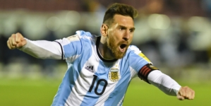 Lionel Messi drags Argentina to World cup finals