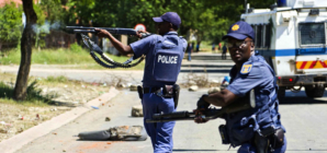Another Nigerian killed by South African Police