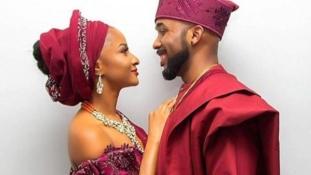 PHOTOS: Banky W, Adesua Etomi's traditional marriage in Lagos