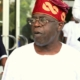 Buhari never ordered security agencies to kill citizens- Tinubu