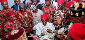 We will fulfill our promise to Ndigbo – Buhari assures