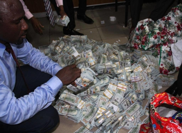 $38m Ikoyi cash: Whistle-blower debunks EFCC payment claim