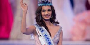 India's Manuchi Chhillar new Miss World