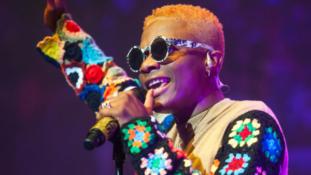 Wizkid, Davido shine at Mobo awards