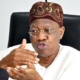 Opposition disappointed that Buhari refused to die –Lai Mahammed