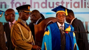 JUST IN: Mugabe fired as Zimbabwe's leader