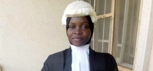 Why i wore hijab to law school call to bar ceremony- Firdaus Amasa