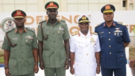 Again, Buhari, service chiefs hold closed-door meeting
