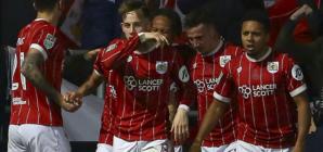 Bristol City dump Manu out of Carabao cup